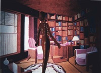red library ii by laurie simmons