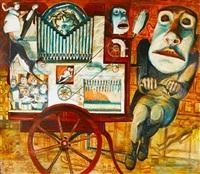 the barrel organ player by keith mcintyre