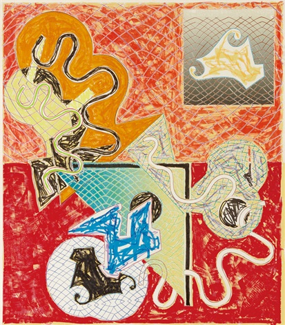 shards by frank stella