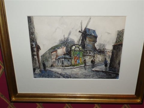 le moulin de la galette by frank will