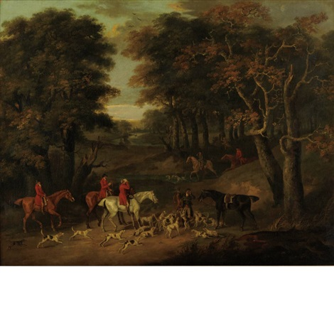 the end of the hunt by john nost sartorius