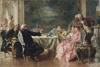 the raconteur by v. de parades