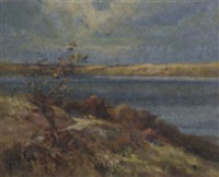 echo lake by augustus fredrick kenderdine
