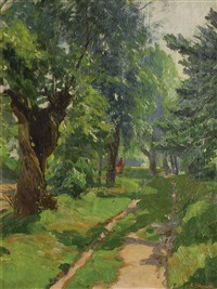 in the park by august blunck