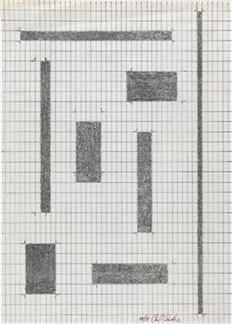 ohne titel by carl andre