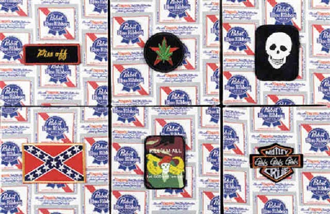 painting for teenage boys (mini pabst) by pruitt and early
