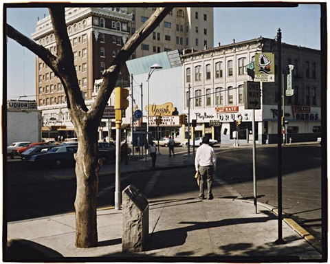 el paso street el paso texas july 5 by stephen shore