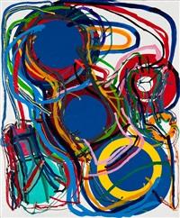 peinture 86a by atsuko tanaka