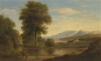 meeting by the river by robert scott duncanson