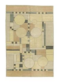 coonley carpet by frank lloyd wright