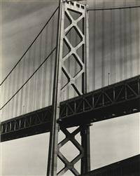 the bay bridge, oakland by brett weston