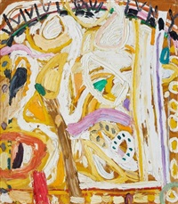 woodspring by gillian ayres