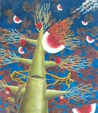 giant tree by agapetoes agus kristianda