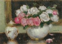 roses by alfons karpinski