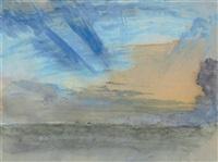 sunrise by john ruskin