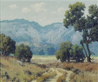 valley road by maurice braun
