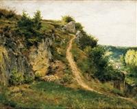 paisaje by pierre outin