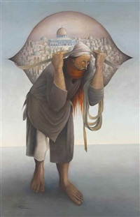 jamal al mahamel ii (the camel/carrier of hardships ii) by suleiman mansour