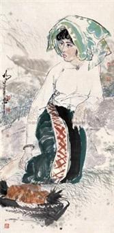 等待 (character) by dai mingde