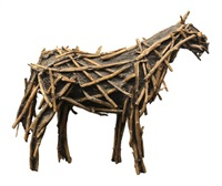 horse by deborah butterfield