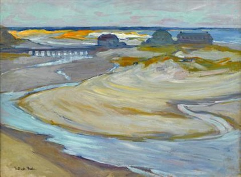 outgoing tide by gertrude fiske
