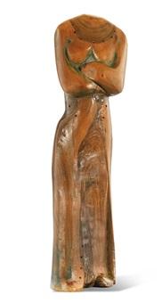 standing figure by sven berlin
