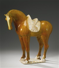 horse by anonymous-chinese (tang dynasty)