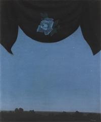 la belle de nuit by rené magritte