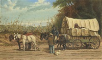 cotton wagon by william aiken walker