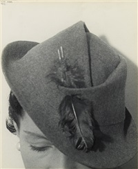 the honorable daisy fellowes, harper's bazaar by ilse bing