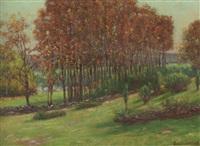 ipswich landscape by theodore wendel