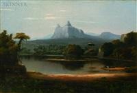 landscape by robert scott duncanson