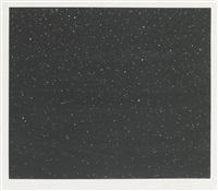 comet by vija celmins