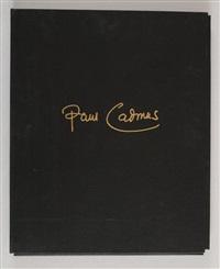 twelve etchings (set of 12) by paul cadmus
