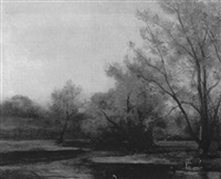 landscape by emile renouf