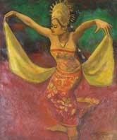 tari bali by agus djaya