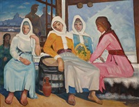 women by turgut atalay