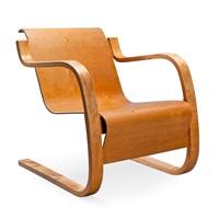 armchair no 31 by alvar aalto