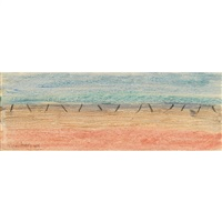 young orchard by milton avery