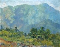 a landscape by doncho zankov