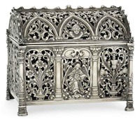 jewellery casket by neresheimer
