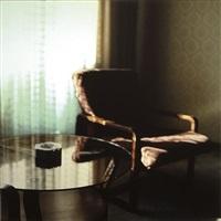 budapest, armchair by elisa sighicelli