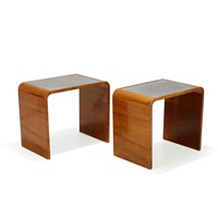 tables, 1 pair by greta magnusson grossman