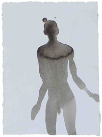 ohne titel by antony gormley