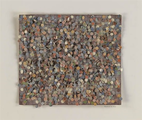 untitled no24 by howardena pindell