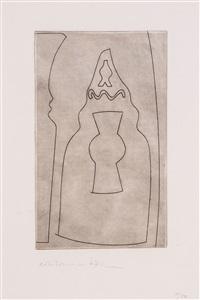 olympic fragment (c.118) by ben nicholson