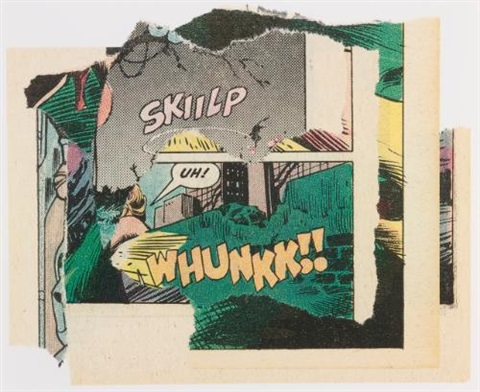 skiilp by christian marclay