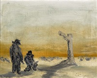 the waiting ii by gerald davis