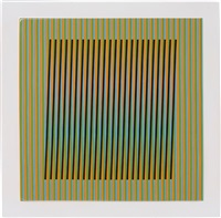 céramique no. 8 by carlos cruz-diez
