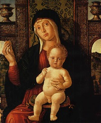 the madonna and child by giovanni di niccolò mansueti